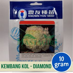 "Kembang Kol – Known You Seed ""DIAMOND 40"""