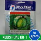 "Kubis Hijau – Known You Seed ""KR-1"""