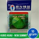 "Kubis Hijau – Known You Seed ""NEW SUMMIT"""