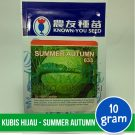 "Kubis Hijau – Known You Seed ""SUMMER AUTUMN"""