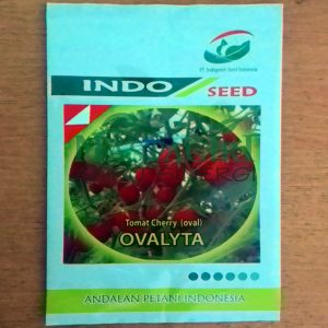 "Tomat Cherry – Indogreen Seed ""OVALYTA"""