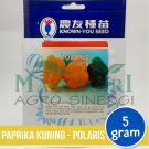 "Paprika Kuning – Known You Seed ""POLARIS"""