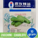 "Zucchini Hijau Muda – Known You Seed ""CHARLOTE"""