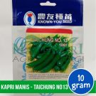 "Kapri Manis – Known You Seed ""TAICHUNG"""
