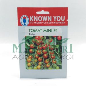 """Tomat Cherry – Known You Seed """"RUBY"""""""