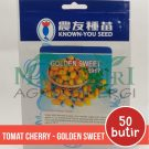 "Tomat Cherry – Known You Seed ""GOLDEN SWEET"""