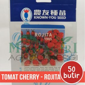 "Tomat Cherry – Known You Seed ""ROJITA"""