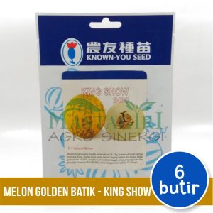 "Melon Golden Batik – Known You Seed ""KING SHOW"""