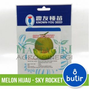 "Melon Hijau – Known You Seed ""SKY ROCKET"""