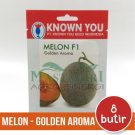 "Melon Orange – Known You Seed ""GOLDEN AROMA"" 8 Butir"