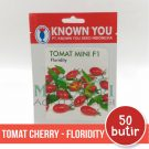"Tomat Cherry – Known You Seed ""FLORIDITY"""