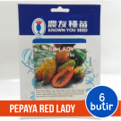 Pepaya RED LADY – Known You Seed