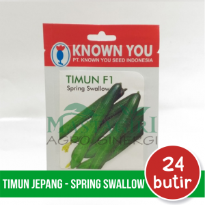 """Timun Jepang – Known You Seed """"SPRING SWALLOW F1"""""""