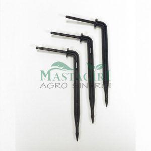 Stick Dripper Bengkok / Regulating Stick Untuk Fertigasi 5 mm