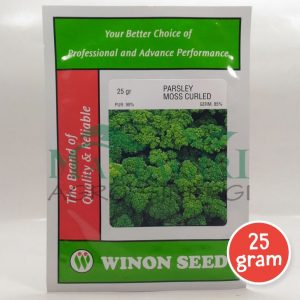 """Peterseli Parsley – Winon """"PARSLEY MOSS CURLED"""""""