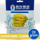 """Zucchini Kuning – Known You Seed """"GLOWING"""""""