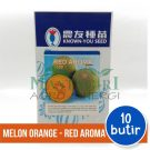 """Melon Orange – Known You Seed """"RED AROMA"""""""
