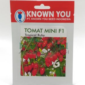 """Tomat Cherry – Known You Seed """"TROPICAL RUBY"""""""